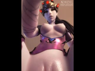 rule34 overwatch widowmaker 3d porn sound