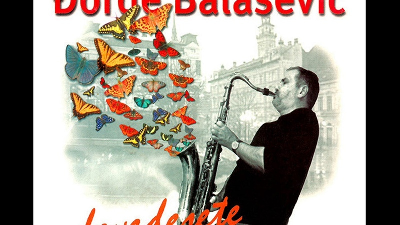 Djordje Balasevic - Plava balada - (Audio 2000) HD