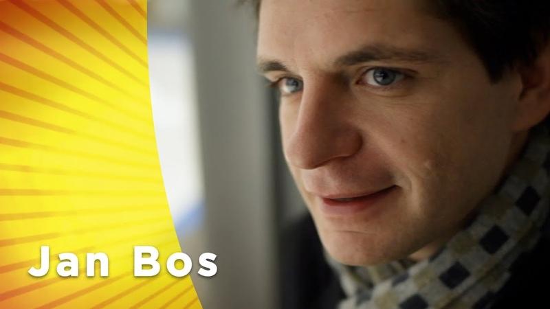 Jan Bos, de sprinter die geen sprinter wilde zijn | Andere Tijden Sport | NOS-NTR