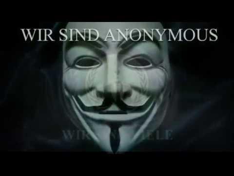 Anonymous- Der eine Tag wird alles entscheiden, er ist die letzte Chance für Uns ALLE!