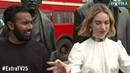 Himesh Patel Lily James Dish on 'Yesterday ' and Take our Beatles Quiz