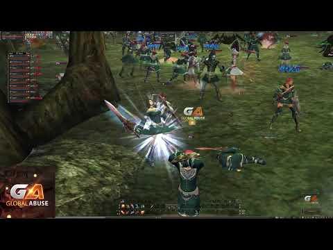 :: GlobalAbuse in La2 Dream Exilence Clan