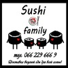 Sushi family / СУШИ в г.Ровеньки