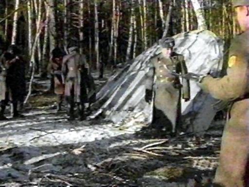 «За то, что наш самолет сбил летающую тарелку, инопланетяне взяли в плен всю команду»(часть 2)