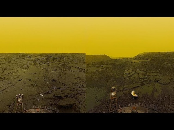 Is Venus inhabited Russian scientists find evidences of life