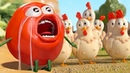 Crying Tomatoes Funny Babies and Chicken Dance with Most Popular Children's Songs