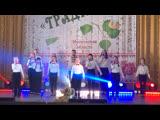 Гала-концерт-Гран-При-попурри песен о России образцовый вокальный ансамбль Кареавал