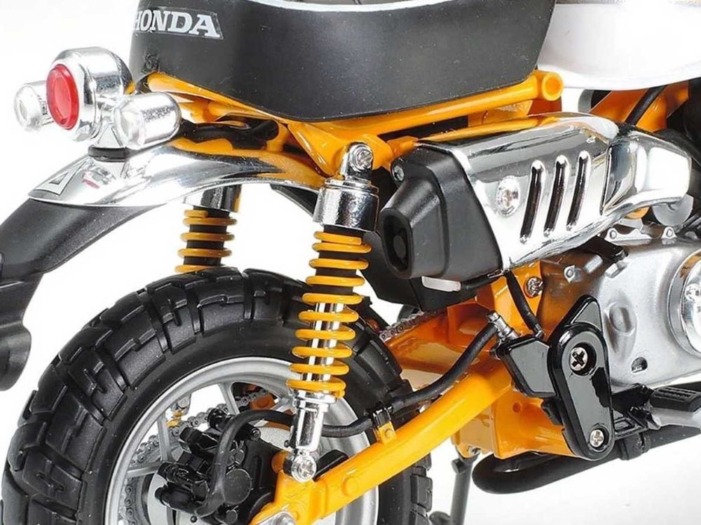 Honda Monkey 125 станет еще меньше
