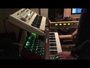 Moog Voyager and Access Virus TI2 Synth Demo