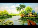 Học vẽ tranh phong cảnh cho người mới bắt đầu, Tham khảo khóa học vẽ tranh link bên dưới