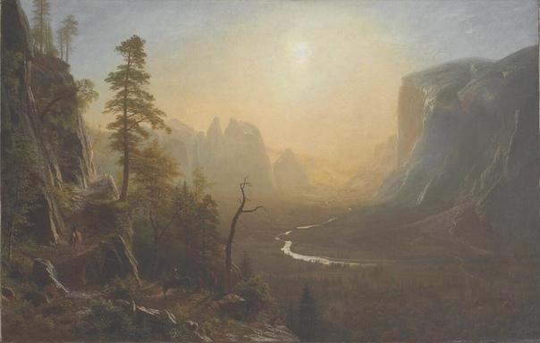 Картины Альберта Бирштадта