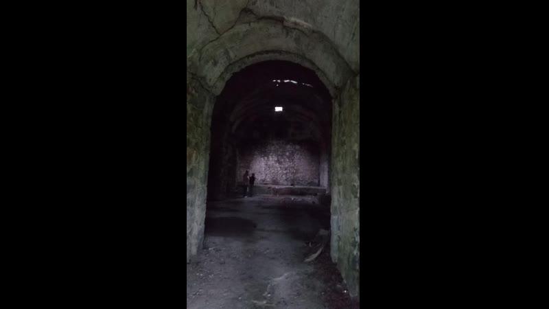 Подвалы Винера Вход во внутрь Партенит Крым