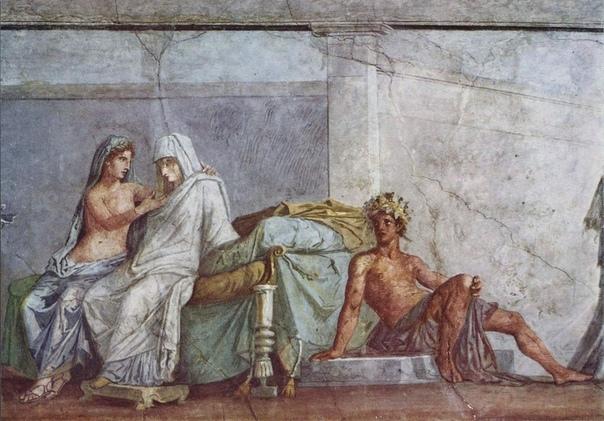 Graeci coitum reminiscebantur. Romani feminas connumeraverunt