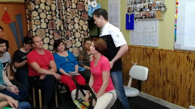 Оноприенко Леонид Мобилизационно артикуляционные техники в работе массажиста