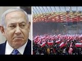 Gangster Netanjahu pluje w twarz Polakom B