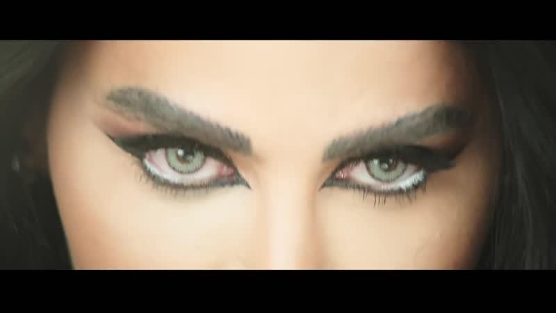 اغنية مش هبكي ليال عبود والراقصة الا كوشنيرمن فيلم سطو مثلث فيديو كليب