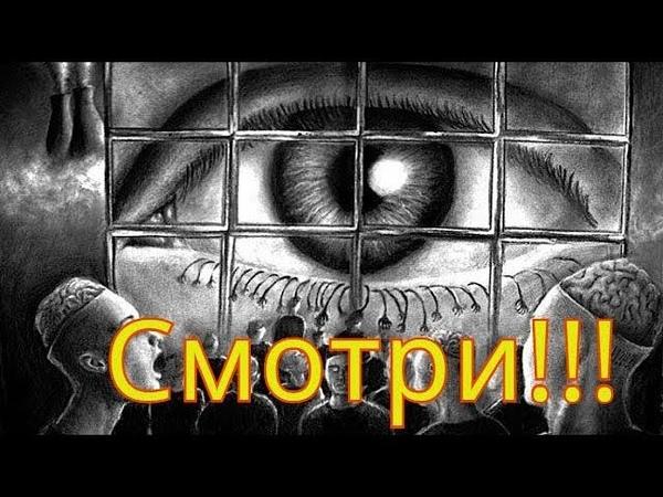 цифровой КОНЦЛАГЕРЬ - невидимая ТЮРЬМА (город дураков Носова)