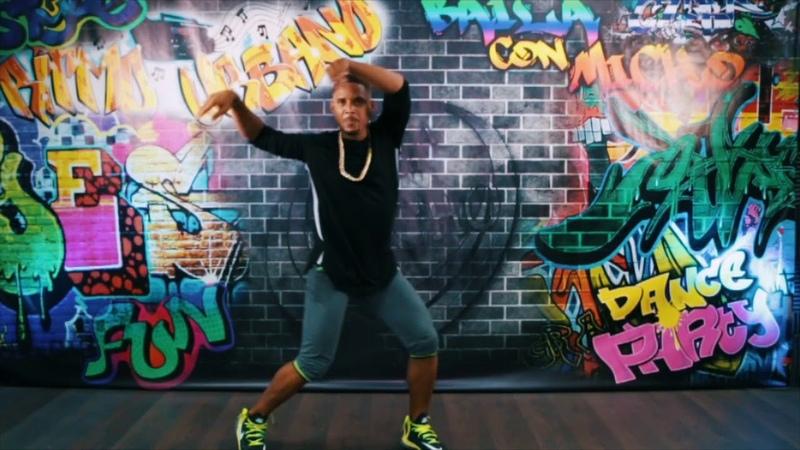 Nicky Jam x J Balvin X EQUIS Coreografía Completa
