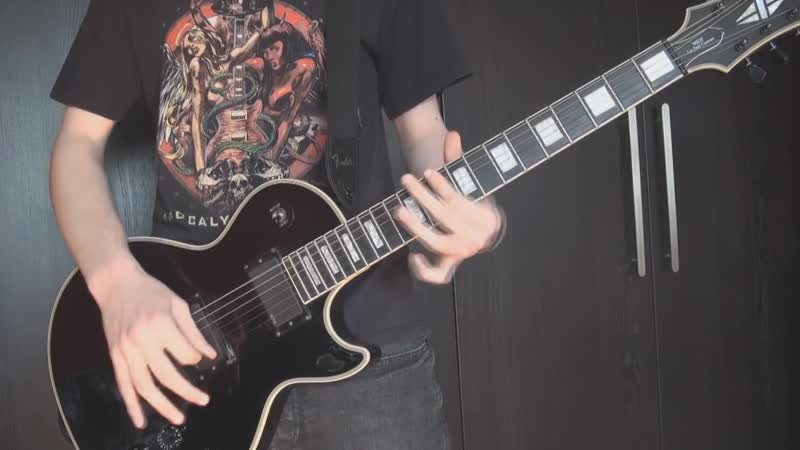 Papa Roach-Last Resort Guitar Cover (Dop D)