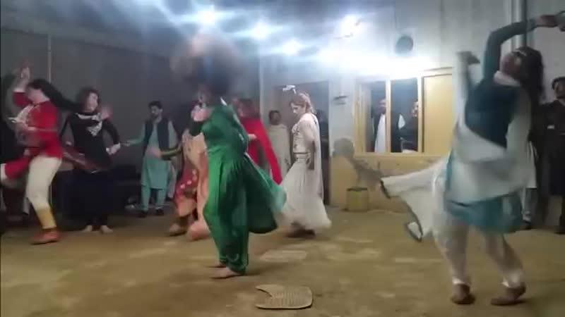 New Local Dance In Mardan With song Ze Prak Yem Da Asman By Nazia Iqbal if you e