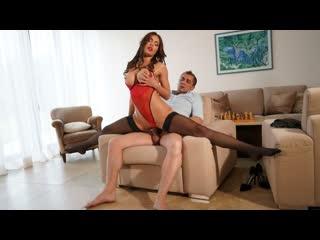 [momxxx] kitana lure anal for milf in erotic lingerie newporn2019