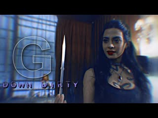 Isabelle lightwood ○ down  dirty ○ your_ dream