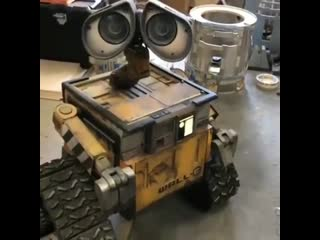 Инженеры из michael mcmaster собрали робота валли by;tyths bp michael mcmaster cj,hfkb hj,jnf dfkkb