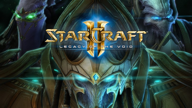 Starcraft 2 Legacy of the Void Movie (HD1080p) All Cutscenes, Dialogues and Cinematics