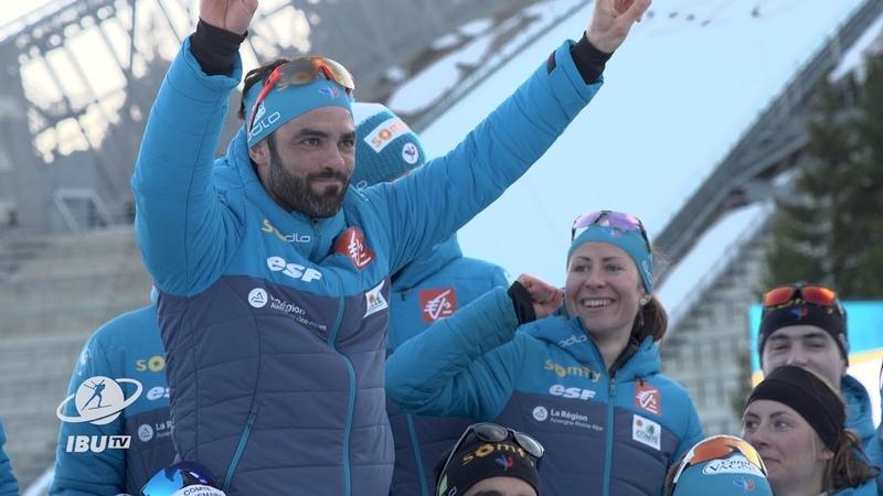 Симон Фуркад закончил карьеру 23 марта 2019 года