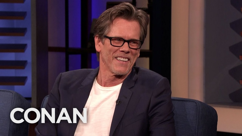 Kyra Sedgwick Wasn't Into Kevin Bacon When They First Met CONAN on TBS
