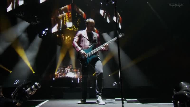 Muse - Liquid State (live at Saitama Super Arena 2013)