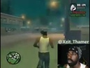 Police Will always attack a black man GTA san andreas