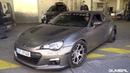 580HP Subaru BRZ 6.2L V8 LS3 Rocket Bunny - Start, Revs, POP BANGS Авто