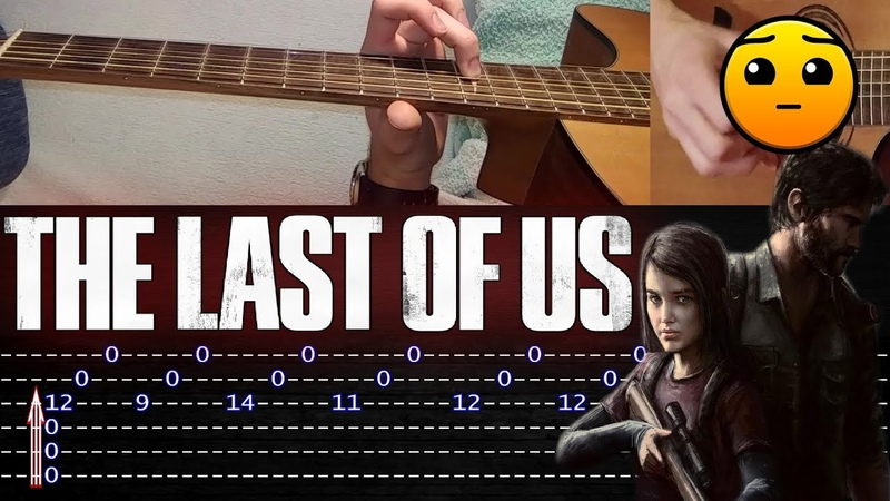 How to play The Last Of Us - Main Theme Guitar Tutorial [TABS] Fingerstyle