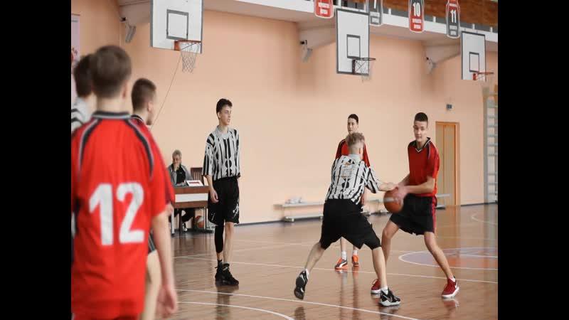 баскетбол - это моя жизнь.