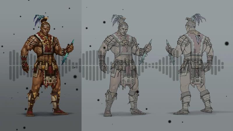 Йоур соул из майн \ Mortal Kombat 11