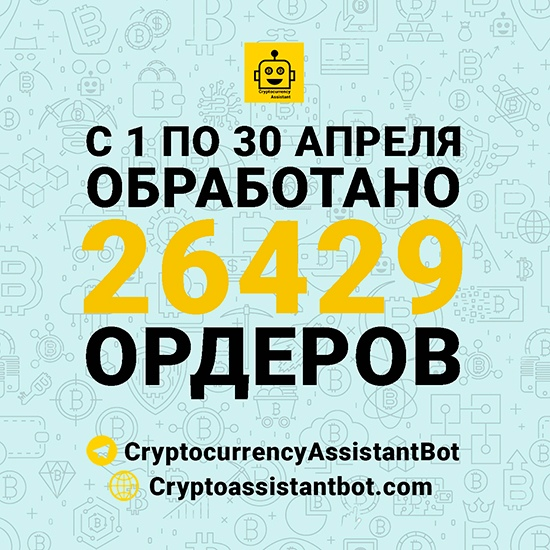 Криптовалютный Telegram бот Cryptocurrency Assistant B1cvidPaeS0