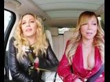 Madonna & Mariah Carey Carpool Karaoke