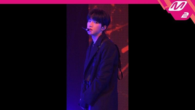 [MPD직캠] AB6IX 임영민 직캠 4K 'HOLLYWOOD' (AB6IX LIM YOUNG MIN FanCam) | @MCOUNTDOWN_2019.5.23