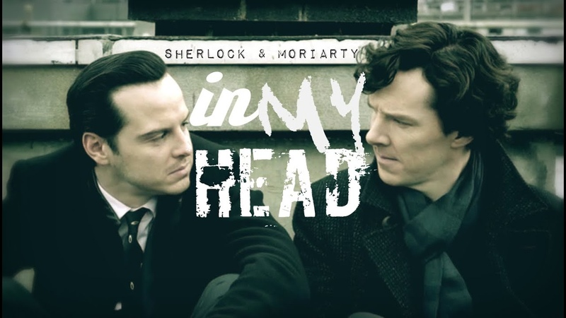 Voices In My Head 「Sherlock ✖ Moriarty」