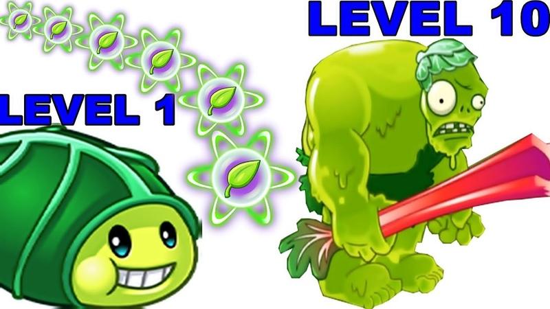 Plants vs Zombies 2 Zoybean Pod Pvz 2 Level 1 10 Vs Zombot Sphinx inator Gameplay 2019