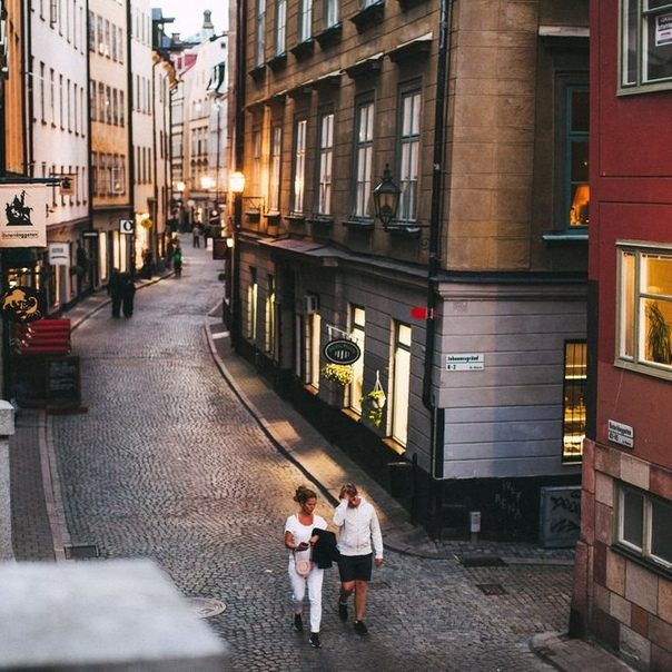 Петербург: прямые рейсы в Стокгольм за 9300 рублей туда-обратно