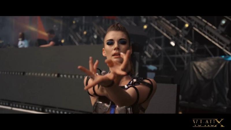 DJ Smash - Moscow Never Sleeps (JONVS Remix) VJ Aux