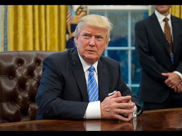 Trump Viewing Mueller Report to Invoke Executive Privilege Before Congress