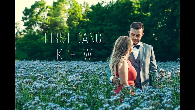First Dance K W Fly High Wedding