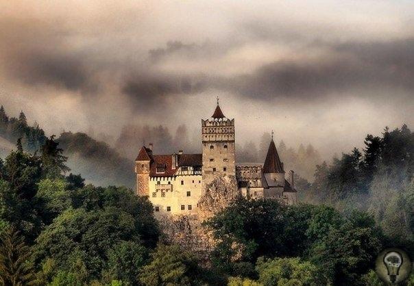 Замок Бран (Замок Дракулы