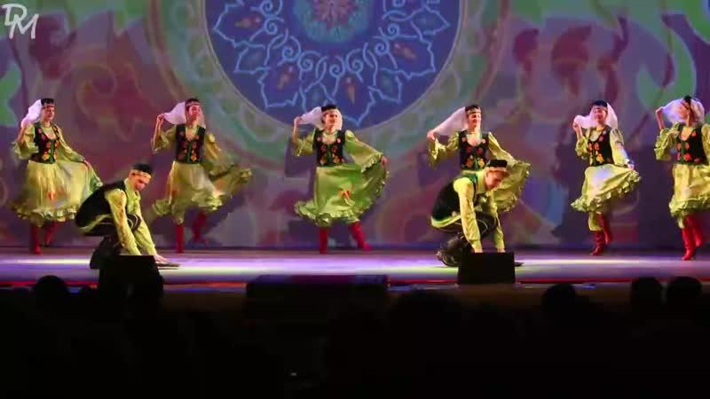 Закружись на Карусели концерт Ансамбля танца Карусель