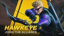 Marvel Ultimate Alliance 3: The Black Order - Hawkeye Gameplay (Nintendo Switch HD) [1080p60FPS]