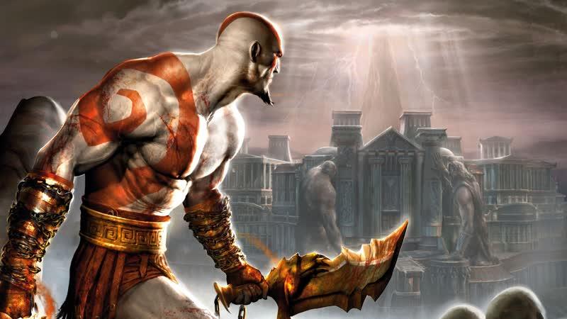 God of War II через PCXS2 Полностью на русском и в FullHD Шестая часть Погибель Персея
