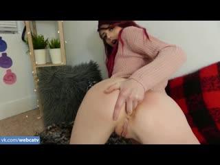 Babeariel - show [anal, solo, masturbation, toys, girl, tits, ass, fingering]